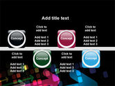 Colorful Arrows PowerPoint Template#19
