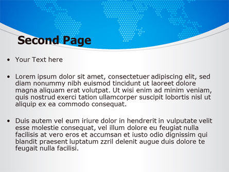 Clean Global Theme PowerPoint Template Slide 2