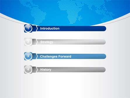 Clean Global Theme PowerPoint Template Slide 3