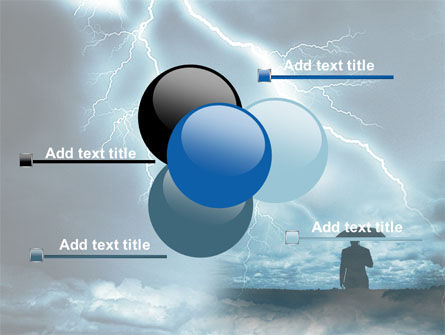 Stormy Times PowerPoint Template Slide 10