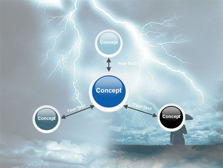 Stormy Times PowerPoint Template Slide 14