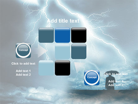 Stormy Times PowerPoint Template Slide 16