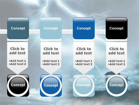 Stormy Times PowerPoint Template Slide 18