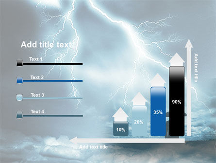 Stormy Times PowerPoint Template Slide 8