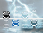 Stormy Times PowerPoint Template#19