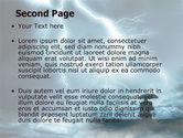 Stormy Times PowerPoint Template#2