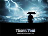 Stormy Times PowerPoint Template#20