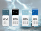 Stormy Times PowerPoint Template#5