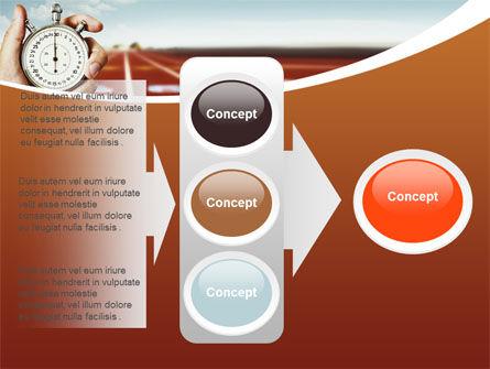 Speed Limit PowerPoint Template Slide 11