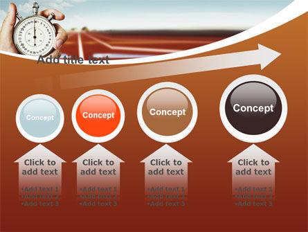 Speed Limit PowerPoint Template Slide 13