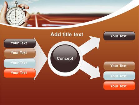 Speed Limit PowerPoint Template Slide 14