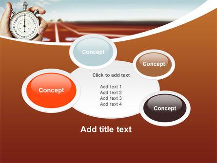 Speed Limit PowerPoint Template Slide 16