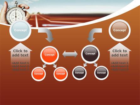 Speed Limit PowerPoint Template Slide 19