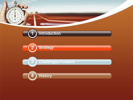 Speed Limit PowerPoint Template, Slide 3, 06886, Business Concepts — PoweredTemplate.com