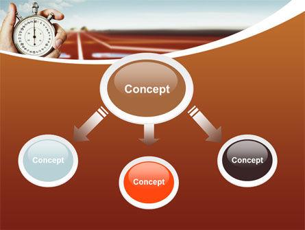 Speed Limit PowerPoint Template, Slide 4, 06886, Business Concepts — PoweredTemplate.com