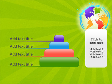 World Continents PowerPoint Template Slide 8