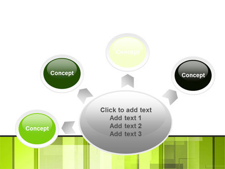 Light Green Abstract PowerPoint Template Slide 7