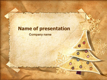 New Year Theme PowerPoint Template, 06894, Holiday/Special Occasion — PoweredTemplate.com