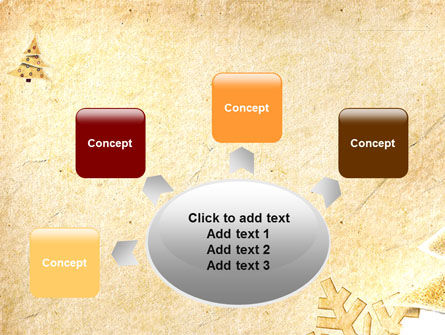 New Year Theme PowerPoint Template Slide 7