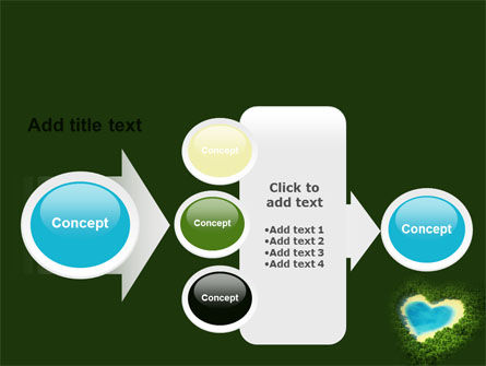 Heart Lake PowerPoint Template Slide 17