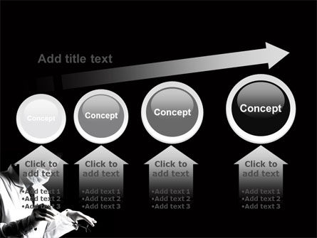 Surgery In Black And White PowerPoint Template Slide 13