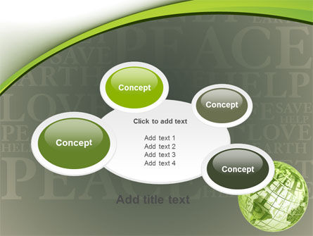 Eco Friendly PowerPoint Template Slide 16