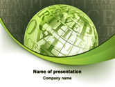 Global: Eco Friendly PowerPoint Template #06900