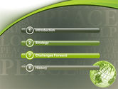 Eco Friendly PowerPoint Template#3