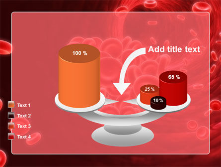 Blood Clot PowerPoint Template Slide 10
