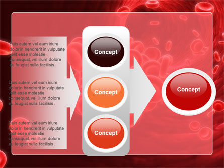Blood Clot PowerPoint Template Slide 11