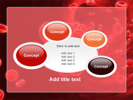 Blood Clot PowerPoint Template Slide 16