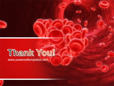 Blood Clot PowerPoint Template Slide 20