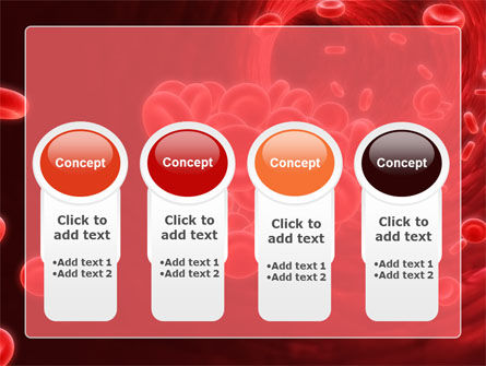 Blood Clot PowerPoint Template Slide 5