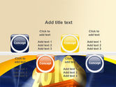2010 yr PowerPoint Template#18