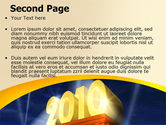 2010 yr PowerPoint Template#2