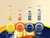 2010 yr PowerPoint Template#7