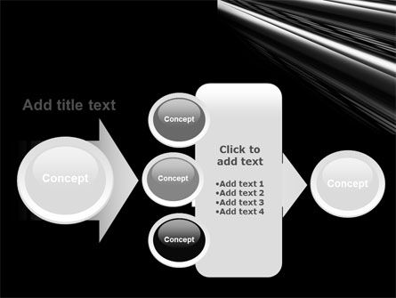 Black Steel PowerPoint Template Slide 17