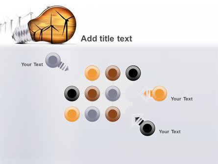 Energy Saving Technologies PowerPoint Template Slide 10