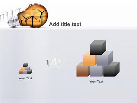 Energy Saving Technologies PowerPoint Template Slide 13