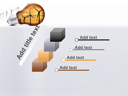 Energy Saving Technologies PowerPoint Template Slide 14