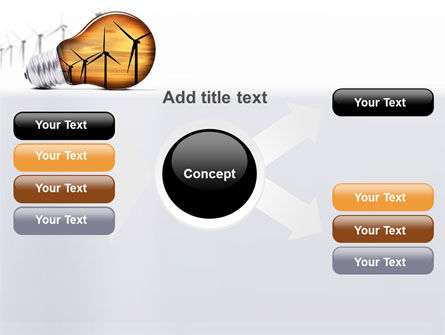 Energy Saving Technologies PowerPoint Template Slide 15