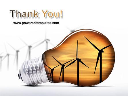Energy Saving Technologies PowerPoint Template Slide 20