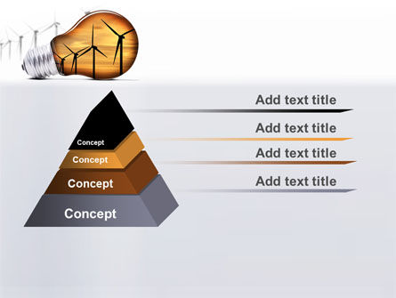 Energy Saving Technologies PowerPoint Template, Slide 4, 06908, Careers/Industry — PoweredTemplate.com