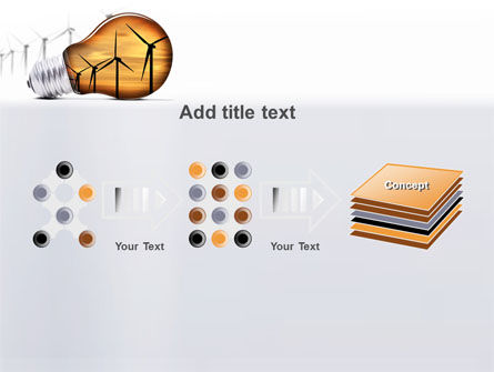 Energy Saving Technologies PowerPoint Template Slide 9