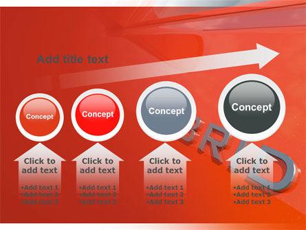 Hybrid Car PowerPoint Template Slide 13