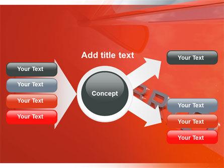 Hybrid Car PowerPoint Template Slide 14