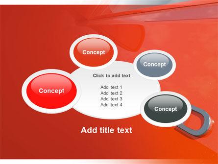 Hybrid Car PowerPoint Template Slide 16