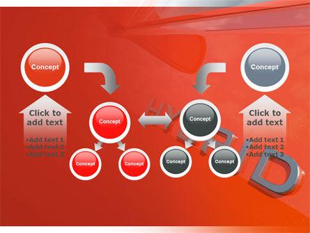 Hybrid Car PowerPoint Template Slide 19