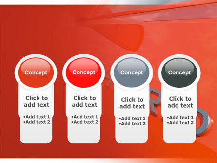 Hybrid Car PowerPoint Template Slide 5