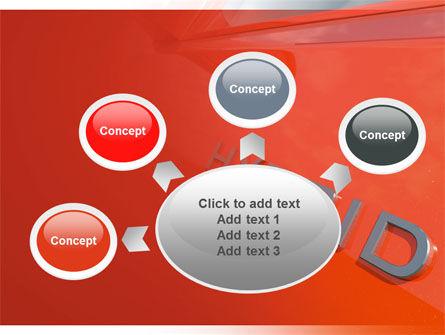 Hybrid Car PowerPoint Template Slide 7